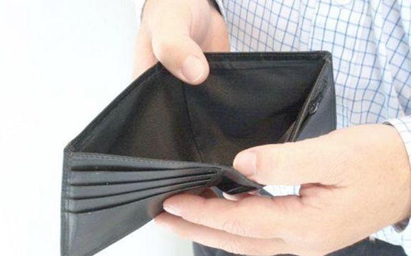 Resultado de imagen para fotos de billeteras vacias