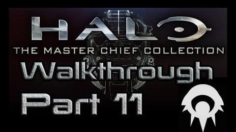 Halo-The Heretic Walkthrough