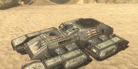 Turretless Vehicle Glitch