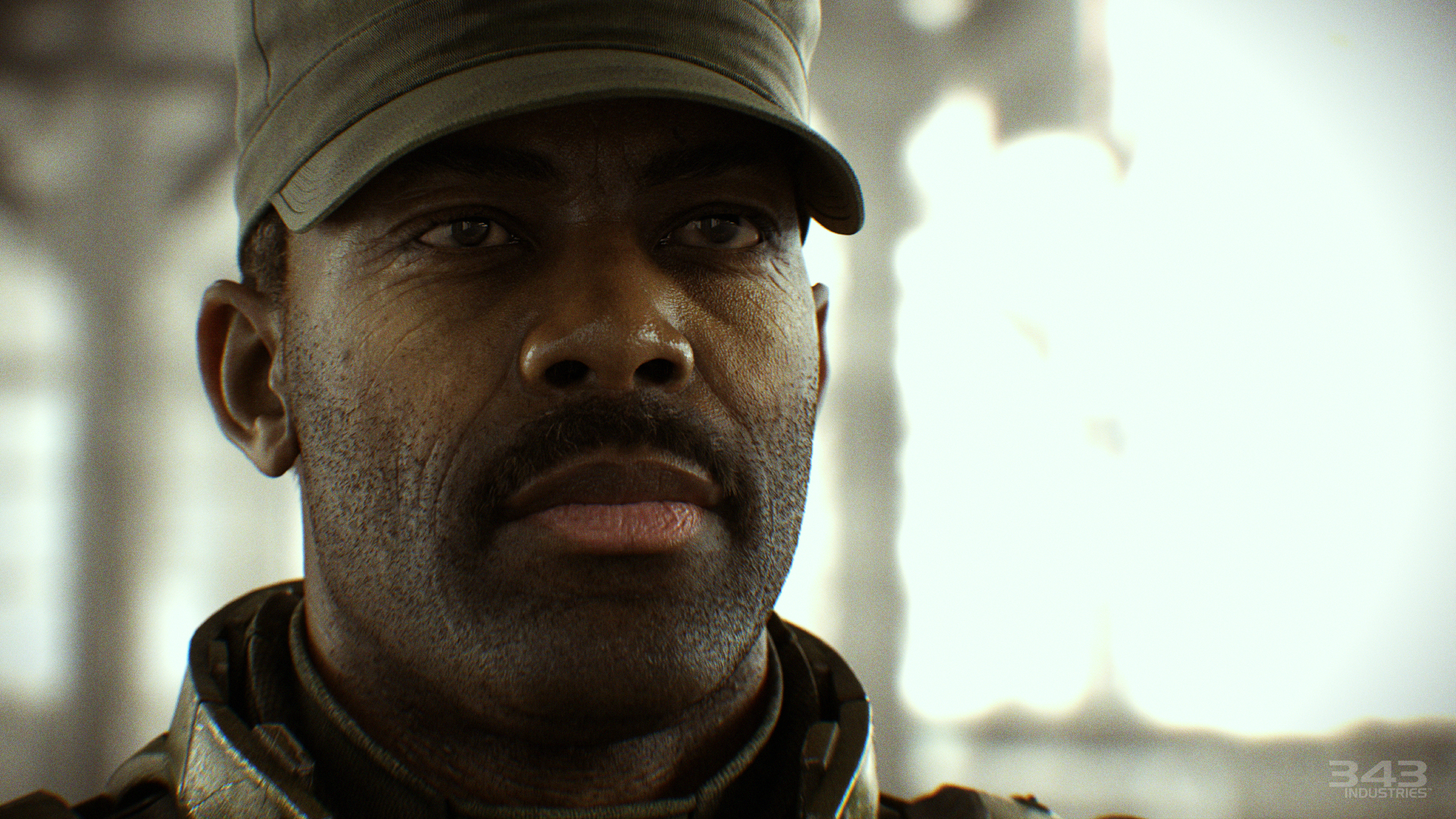 Halo 5' Spartan Locke Gets A New Voice Actor, Ike Amadi Replaces ...