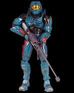 X spartan teal bd