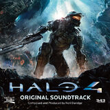 Halo 4 OST cover