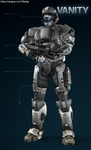 Halo Reach ODST Replica