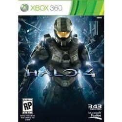 Halo4 boxart