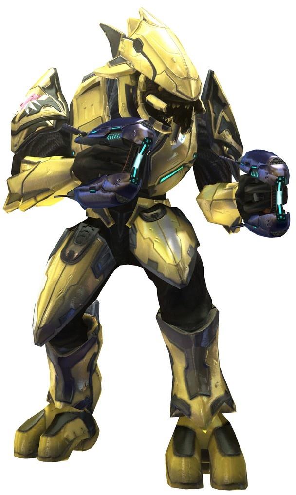 Halo Elites