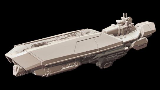 Orion Class Assault Carrier Halo Nation Fandom Powered