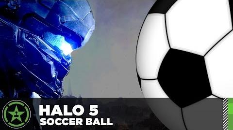 Halo 5 - Soccer Easter Egg