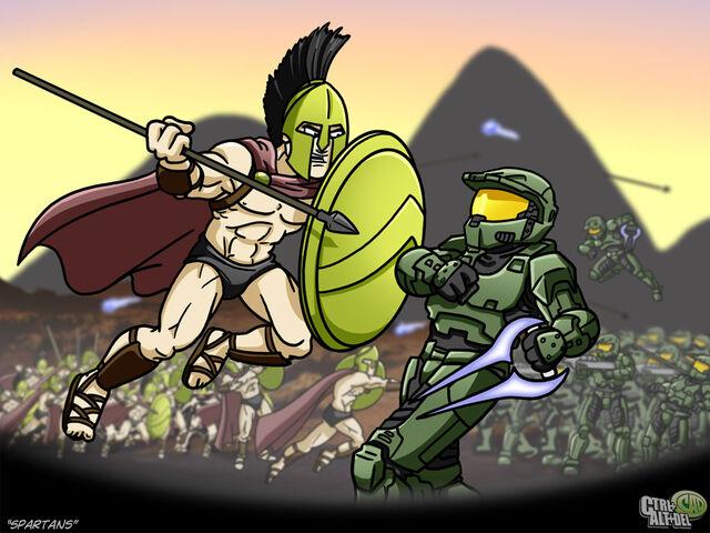File:Spartans vs spartans.jpg