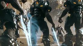 Halo 4 Spartan Ops Thorne VS Elites