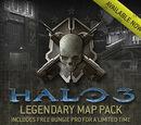 Legendary map pack