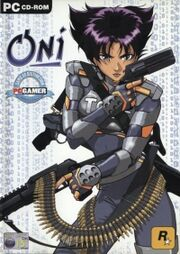 Oni PC cover