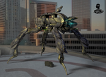 H2A Render T47AProtosScarab3
