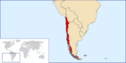 Chile location