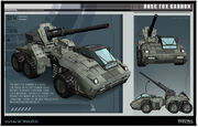 Fox cannon