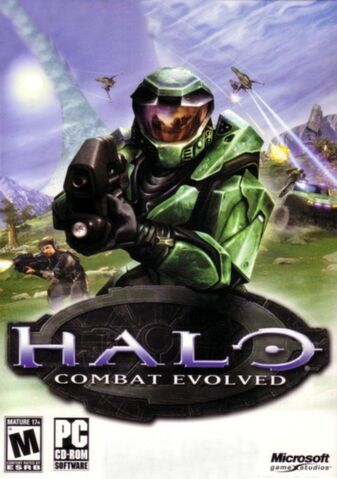 File:USER StrawDogAmerica Halo Combat Evolved Poster - Check Games 4U.jpg