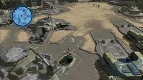 Halo Wars Gameplay E3 07