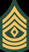 UNSC-A First Sergeant