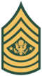 UNSC-A Sergeant Major of the Army