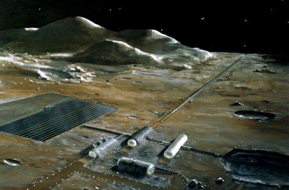 Luna Garrision Base 2