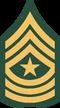 UNSC-A Sergeant Major