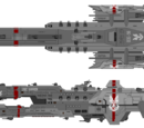 Warrior-class destroyer