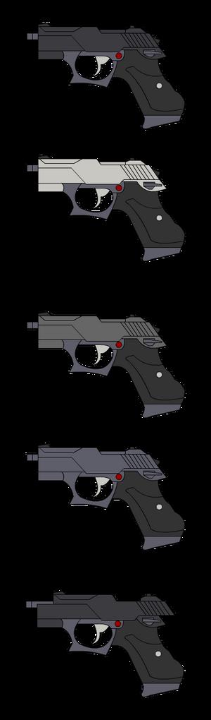 Pistols 6