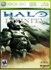 Halo Infinity Cover