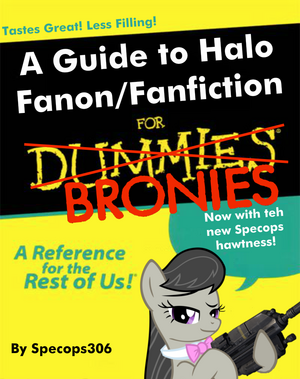 MLP Guide to Fanon and Fanfiction