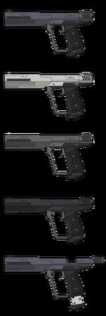 Pistols 5