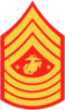 UNSC-MC Sergeant Major of the Marine Corps