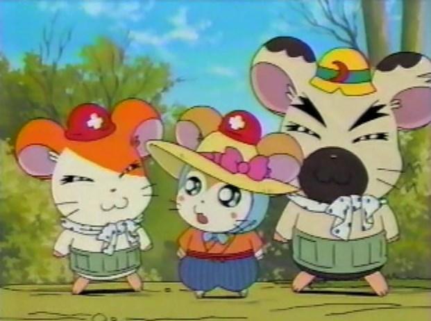 Non Non, Oshare! | The Hamtaro Wiki | Fandom powered by Wikia