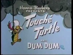 Touche Turtle title screen