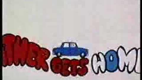 Wait Till Your Father Gets Home Cartoon Opening Titles