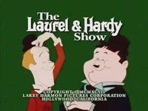 Laurel and Hardy title