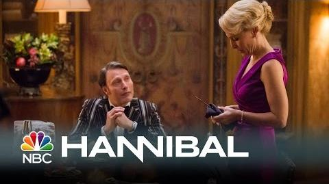 Hannibal - Playing Head Games (Episode Highlight)