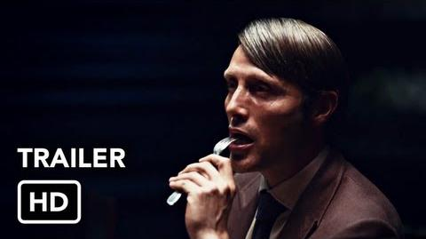 "Hannibal (NBC) ""A Killer's Legend Reborn"" Trailer"
