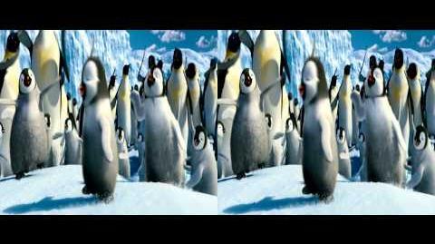 Happy Feet Two - Teaser Trailer 2 - 3D version