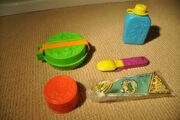 Camp McDonaland toys