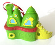 Wendys Grinch Whoville ornament back