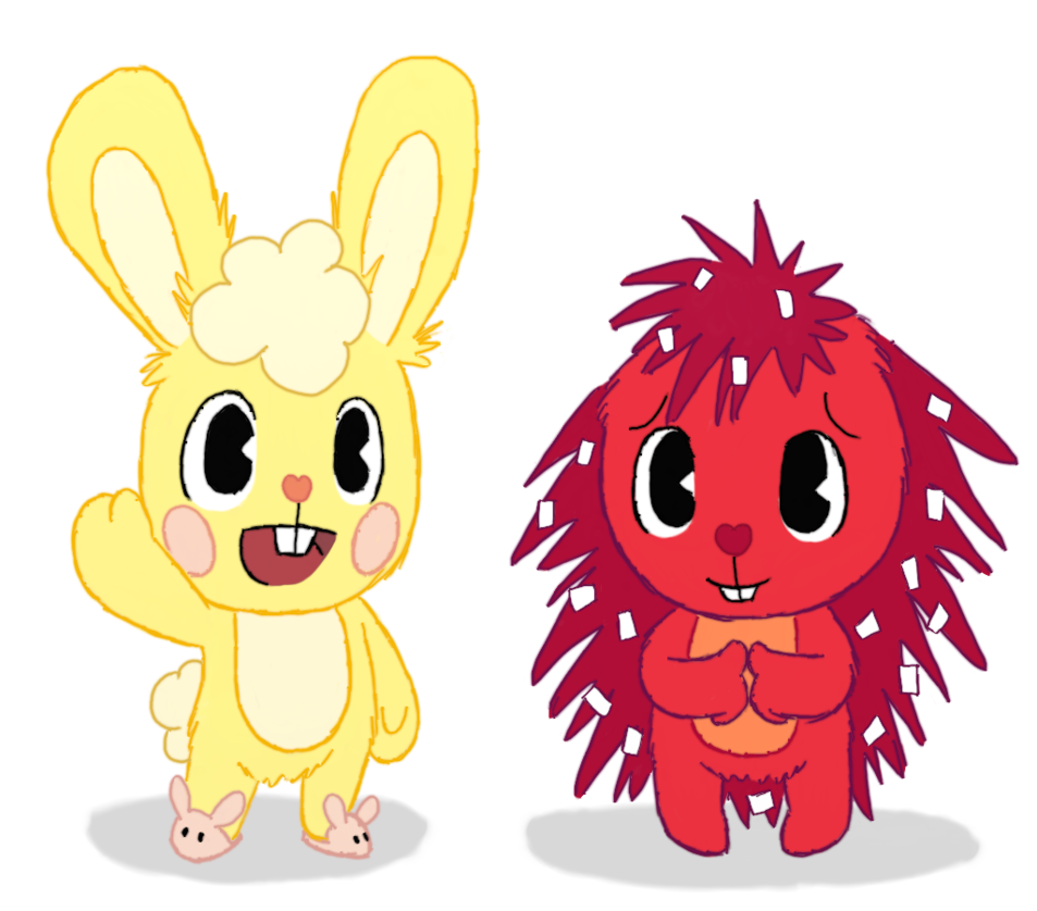 happy tree friends episodes