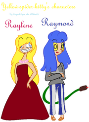 Raylene and Raymond