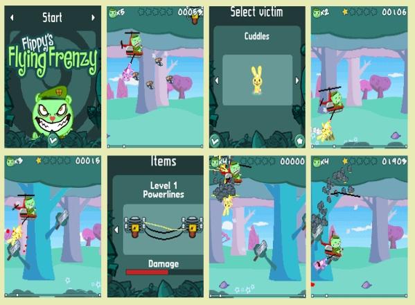 0 download deadeye derby - http://bitly/llkzpj, our new happy tree friends game