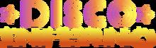 Disco Inferno Game Logo by HappySmile33