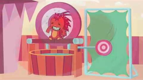Flaky's Gasp in Take a Hike reused in many Happy Tree Friends episodes-0