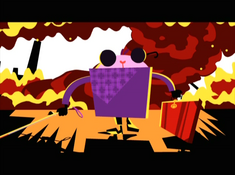 The Mole (Mole in the City) 4