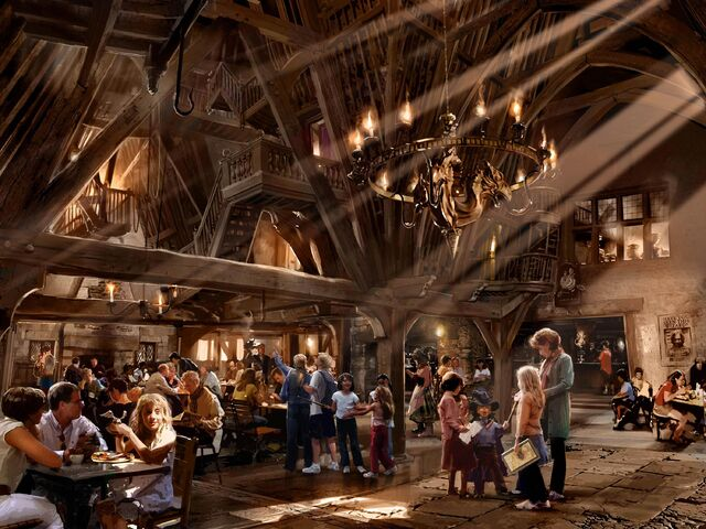 File:Concept photo of The Three Broomsticks Inn.jpg