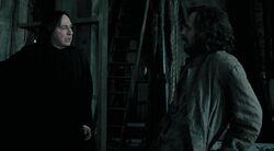 Snape Sirius