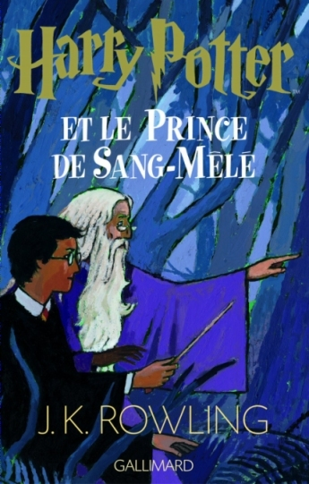French Book 6 Cover