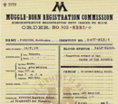 Mundungus Fletcher's file