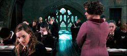 Umbridge teaching